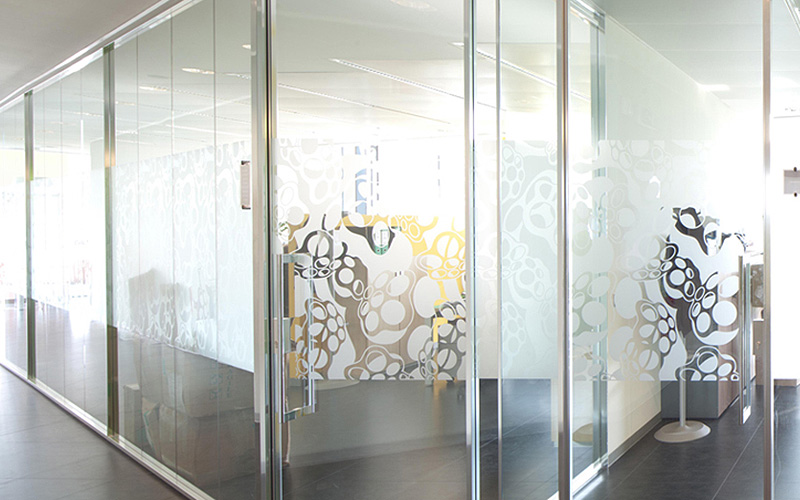 3M Glass Finishes